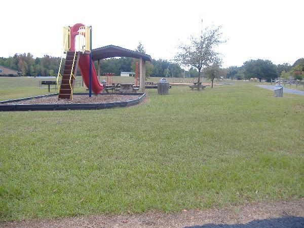 Playground at Fire Department